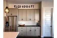 Custom Interior Design - Dimensional Letters - Fort Collins, CO